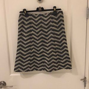 CHANEL Skirt Size 36